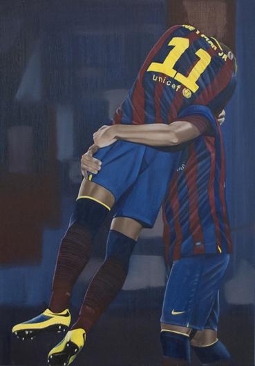 Neymar und Alba